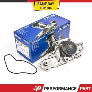 AISIN Water Pump for 05-12 Honda Accord Pilot Odyssey Acura MDX J30A J32A J35A