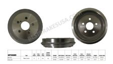 Brake Drum fits 2000-2008 Toyota Celica Corolla  BEST BRAKES USA