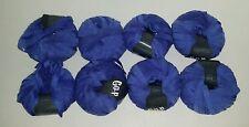 Lana Grossa Gap Ribbon Yarn Discontinued Lilac Blue Purple Color LOT of 8 Balls