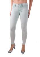 NWT Diesel Women's Green Livier Ankle 0672M Super Slim-Jegging Stretch Jeans 26