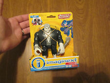Imaginext justice league CFY76 SOLOMON GRUNDY DC comics RARE FISHER PRICE