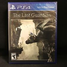 The Last Guardian (Sony PlayStation 4, 2016) BRAND NEW / Region Free