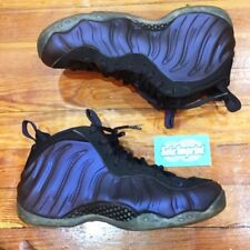 NIKE AIR Foamposite one Eggplant Iridescent Purple 2009 8/10