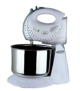 Kyowa Stand Mixer with Bowl 5 Adjustable Speed with Turbo Control Switch