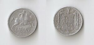 Spain 5 centimos 1941