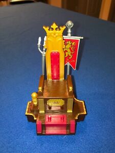 Fisher Price Imaginext Battle Plan Castle Throne Chair 2013