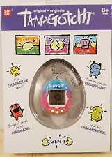 IN HAND - Genuine Bandai Tamagotchi Original 2018 Rainbow/Unicorn - UK SELLER
