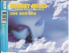 ROBERT MILES - One and One CD-MAXI 5TR Italo Eurodance (OVERDANCE! FRANCE) 1996