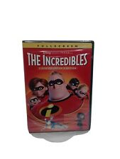 The Incredibles (Dvd, Full Screen, 2-Disc Collector's Edition) New