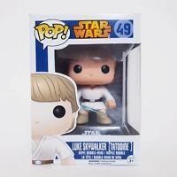 Funko Pop Vinyl - Luke Skywalker Tatooine #49 Star Wars + Free Postage