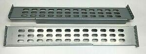 APC 870-1250A 870-1251A UPS 2U SERVER ACCESS RIGHT AND LEFT RAILS 5k 8k rack