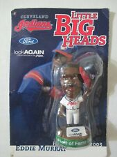 New Cleveland Indians Eddie Murray Little Big Heads Hall Of Fame 2003 Ford