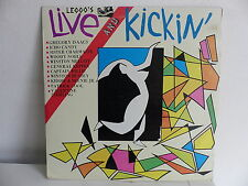 LEGGO 's Live and kickin GREGORY ISAACS ICHO CANDY WOODY NOBLE .. LGB003