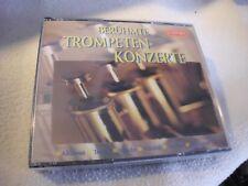 Berühmte Trompetenkonzerte  - Doppel  CD - OVP