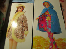 20pg Mattel FRANCIE Doll History Article SWEET WORLD OF / Justice