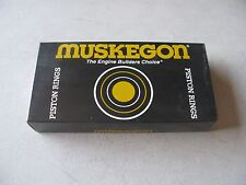 Muskegon Piston Ring set fit Toyota 22R Mazda B2600 (PS2382040)