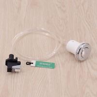 Interrupteur d'élimination de déchets à bouton pneumatique de 32 mm