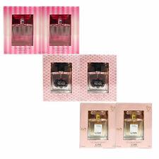 Victoria's Secret Perfume Conjunto de 2 Eau de Parfum 1 Fl Oz Fragancia Spray EDP Nuevo