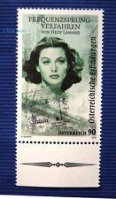 Hedy Lamarr Frequenzsprungverfahren Österr.Erfindungen, Mi 3501 Österr SM 2020**