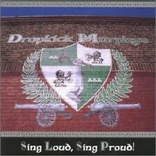 "DROPKICK MURPHYS ""SING LOUD SING PROUD"" CD NEU !"