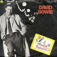 DAVID BOWIE 45 TOURS GERMANY ABSOLUTE BEGINNERS