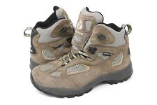 Vasque Breeze Kids 7201 Hiking Boots Waterproof Suede Leather Size 6 M