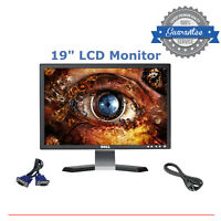 """Add A 17"""", 19"""" or 22"""" LCD Monitor To Your Purchase From TECH-DEPOT! Any Brand"""