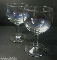 B&G Fondee En 1725 Brandy Wine Cordial Stemmed Shot Glasses Barton & Guestier