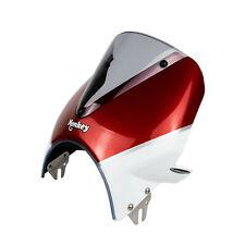 Honda Monkey 125 (18+) Fly Screen: Red / White 21250R