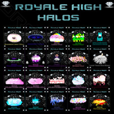 ROBLOX ROYALE HIGH, DIAMONDS - HALOS & ACCESSORIES - CHEAPEST PRICES!!!