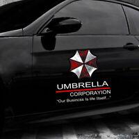 Umbrella Corporation Car Sticker Auto Door Scratch Waist Line PET Cool Decal