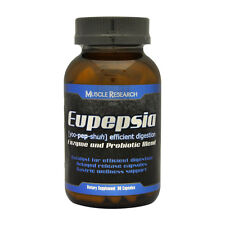 Eupepsia Enzyme and Probiotiuc Blend V2.0 by Muscle Research 90 Capsule Bottle
