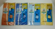 Lot 4 Pair New Vintage 1972 Nos Jockey Life Slim Guy Boxers Size 28 Made in Usa