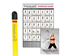 Bodyblade CxT - Yellow Fitness Blade - Includes Workout DVD and Wall Chart *NEW*