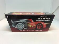 Disney Pixar Cars 3 Tech Touch Lightning Mcqueen Light up  1:55 SCALE SMALL SIZE