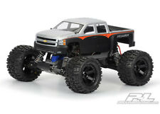 NEW Pro-Line 1/10 Stampede Chevy Silverado 2500 HD Clear Body Pro335700