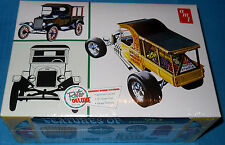 AMT '25 Model T Fruitwagon-2 Complete 1/25 Scale Kits-NEW-Model Car Swap Meet