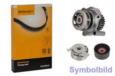 CONTI Zahnriemen+Rollensatz+Wasserpumpe für PEUGEOT 406,605,806; FIAT ULYSSE