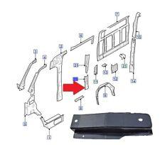 C PILLAR PANEL SLIDING DOOR HIGH ROOF FOR FORD TRANSIT MK6 2000-2006 LEFT