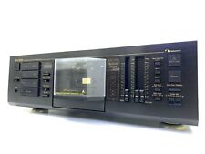 NAKAMICHI RX-202 Auto Reverse Cassette Deck Vintage 1982 Hi End Working LIKE NEW