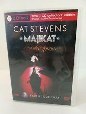 Cat Stevens - Majikat - Earth Tour 1976 [DVD + CD Collectors' Edition] [2005]