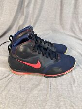 8a703d805e2 VTG 2007 Nike Zoom BB Obsidian Pimento Ink Blue 316494-461 Basketball NASH  10.5