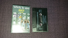WRECKS 'N' EFFECT  JUICY 2 TRACKS 1989 MOTOWN UK