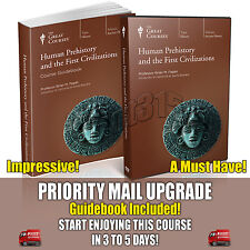 Human Prehistory First Civilizations DVD New Sealed Great Courses