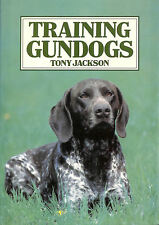 Training Gun Dogs by Jackson, T.