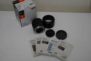 Sony E Mount 50mm f1.8 Lens