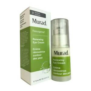 NEW MURAD Renewing Eye Cream Resurgence Full Size 0.5oz 15 ml
