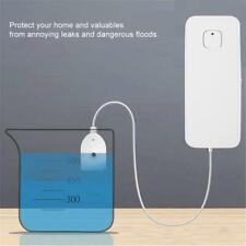 WiFi Wireless Water Leak Alarm Alexa Google Home Security Detector Sensor