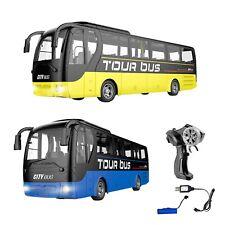 RC ferngesteuerte Bus Auto mit Frondlicht Akku Ladegeräte 2,4GHz 40cm Lang