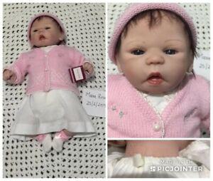 Ashton Drake Doll 'Precious Phoebe'1st Issue Born To Be Beautiful 2007